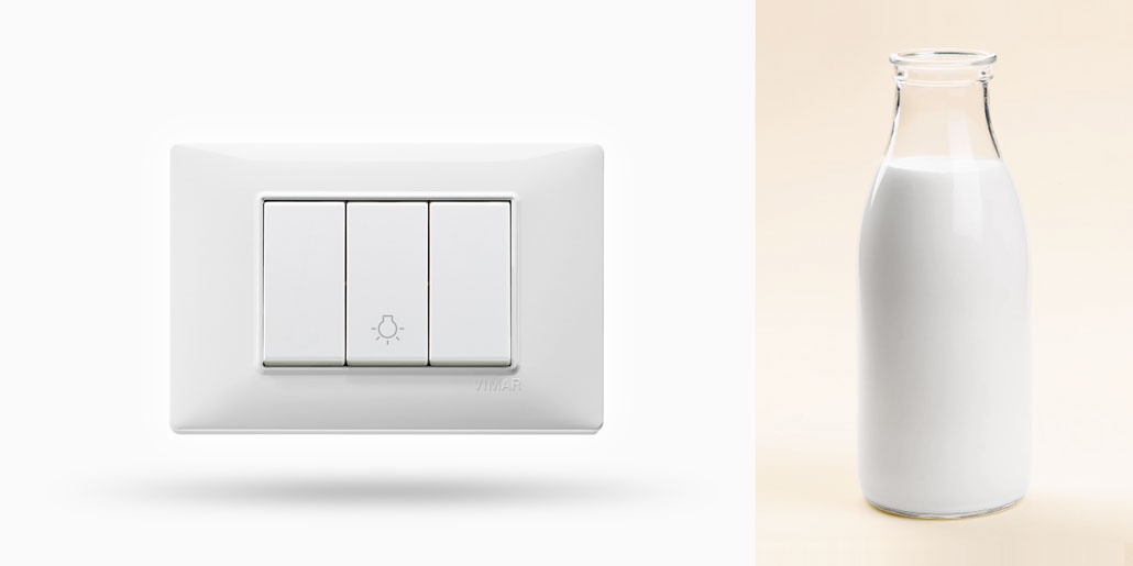 Vimar Plana with its rigorous and essential character designed by quickpartners+ has soon become the most popular switch range not only for basic installations